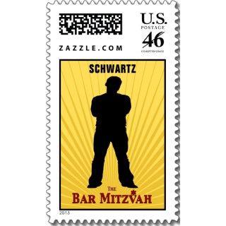 Low Schmaltz Funny Jewish Things Movie Star Bar Mitzvah Invitations