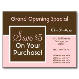 Monogram Band Pink & Brown Business Cards