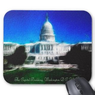 Capitol Washington DC Business Card Templates