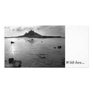 St. Michaels Mount Photo Card Template