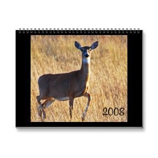 Whitetail Deer at the Dunes Calendars