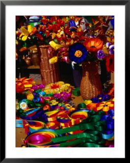 Crafted Flowers and Decorations for Sale, Kazimierz Dolny, Lubelskie, Poland Pre made Frame