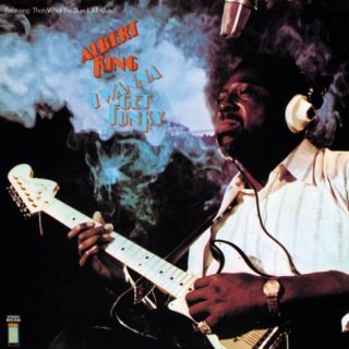 Albert King   I Wanna Get Funky Premium Poster