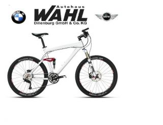 BMW Cross Country MTB 2012 Size XL BRANDNEW !!!