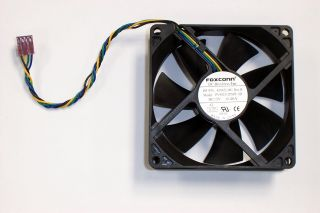 HP 435452 001 DC 12V 0.40A DC Brushless Fan  Foxconn PV902512PSPF 0D
