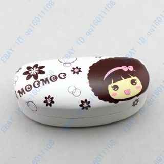 Type Cartoon Feature Glasses Case Eyeglasses Box G6