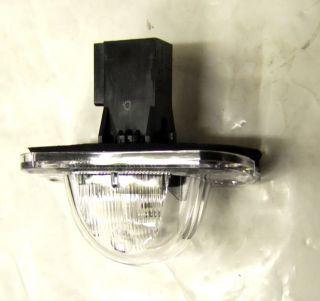 VW MK2 Golf GTI Genuine Rear Number Plate Light No 191943021   BRAND