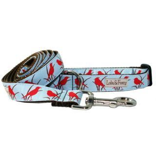 Lola & Foxy Nylon Dog Collars   Red Robin	   Collars   Collars, Harnesses & Leashes