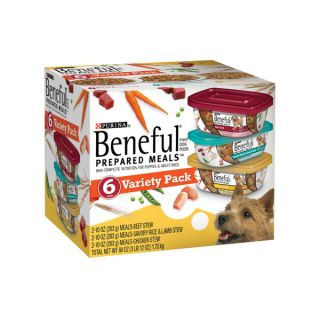 Beneful� Prepared Meals™ Variety Pack    Canned Food   Food