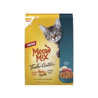 Meow Mix� Brand Tuna and Whitefish CAT FOOD Tender Centers   Sale   Cat