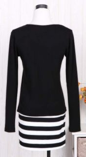 Sexy Dress Top Blouse Womens T shirt 8   16 Fashionable Modern