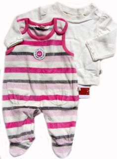 Shirt Colourful World Streifen rosa Gr. 50   62 H/W 12/13 NEU