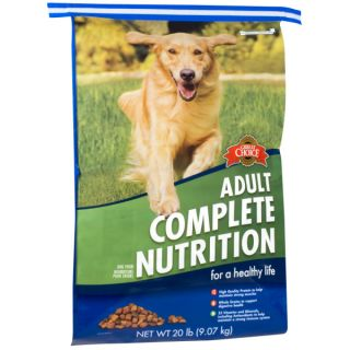 Grreat Choice� Complete Nutrition Dog Food   44 Lb