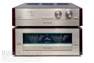 Marantz SC 11 Preamplifier, SM 11 Power Amplifier