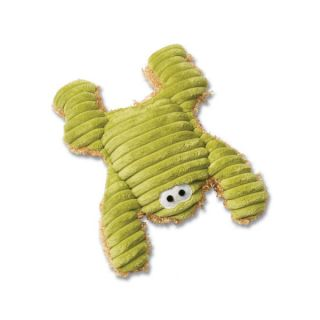 PetRageous Designs FluffRageous Fritz the Frog Dog Toy   Toys   Dog