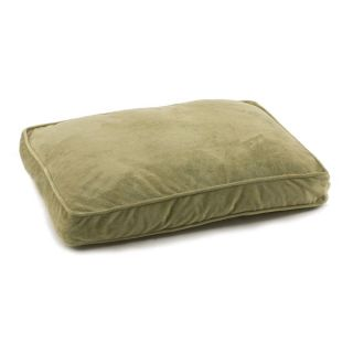 Memory Foam Eco Friendly Orthopedic Dog Bed   Green