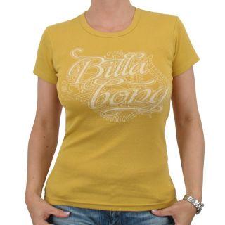 Billabong   Pacific Way Girlie Shirt, curry
