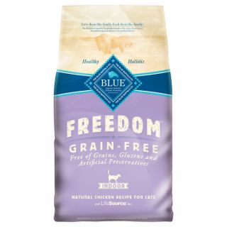 BLUE Freedom™ Grain Free Indoor Cat Food   Food   Cat