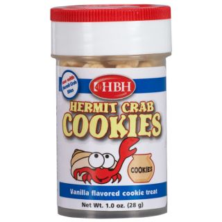 HBH Hermit Crab Cookies   Food   Reptile