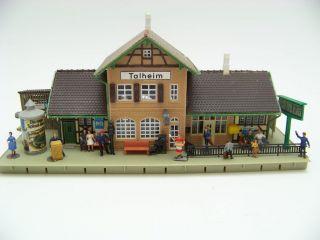 Faller H0 Bahnhof Talheim mit vielen Figuren #19/60