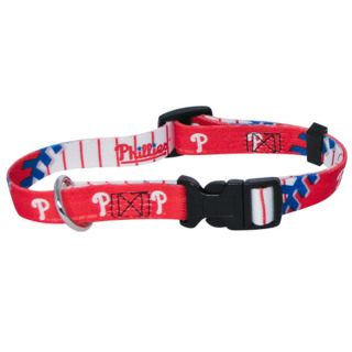 Philadelphia Phillies Pet Collar   Collars   Collars, Harnesses & Leashes
