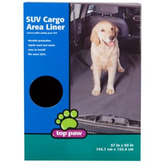Top Paw™ SUV Cargo Area Liner   Car Seat Covers   Auto Travel
