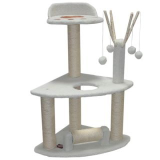 "The Majestic Pet 36"" Bungalow Cat Tree   Furniture & Towers   Furniture & Scratchers"