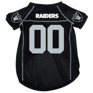 Oakland Raiders Pet Jersey   Jerseys   NFL
