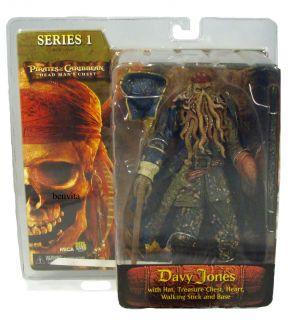 Fluch der Karibik   Davy Jones 17,5 cm Figur Neca 12+   Neu