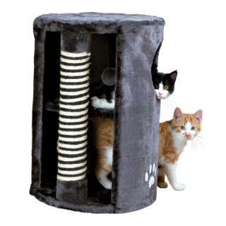 TRIXIE's 2 Story Cat Tower   Furniture & Towers   Furniture & Scratchers