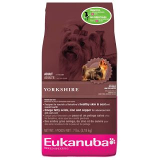 Eukanuba Yorkshire Terrier Formula Dog Food   Food   Dog