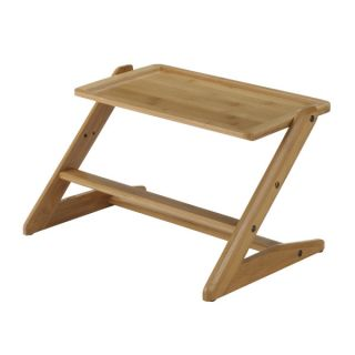 Richell USA Také Bamboo Eco Friendly Doggy Dining Tray   Dog   Boutique