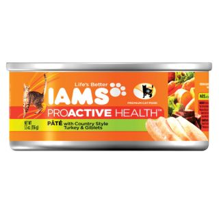 Iams Naturals Cat Food Canned