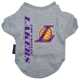 Los Angeles Lakers Pet T Shirt   Team Shop   Dog
