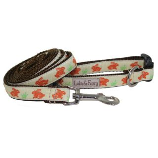 Lola & Foxy Nylon Dog Leashes   Easter Bunnies   Leashes Nylon   Collars, Harnesses & Leashes