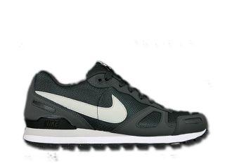 Nike Air Waffle Trainer Schuhe Herren Grau Schwarz Weiß 2012 Neu