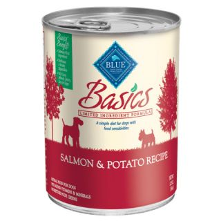 BLUE Basics Limited Ingredient Salmon Canned Dog Food   Food   Dog