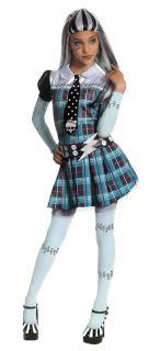 Original Lizenz Monster High Frankie Stein Kostüm Monsterhigh Monster