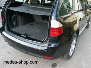 BMW X 3 E83 Alu Ladekante Medes Blanco