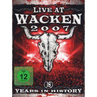 Various Artists   Wacken 2007 Live at Wacken Open Air 2 DVDs