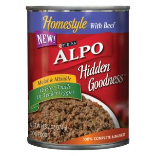 Purina� ALPO� Homestyle Hidden Goodness™ Dog Food   Food   Dog
