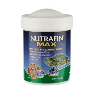 Nutrafin Max Turtle Pellets   Food   Reptile