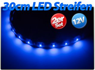 SMD LED Strip Blau Fußraumbeleuchtung VW Fox Polo Golf Passat T1 T2