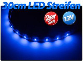 SMD LED Strip Blau Fußraumbeleuchtung VW Fox Polo Golf Passat T1 T2
