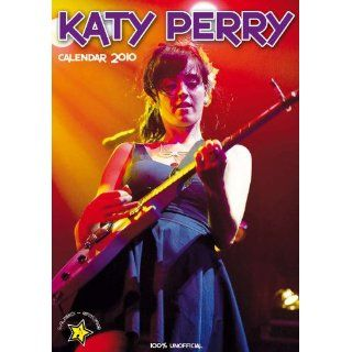 Katy Perry Kalender 2010 Neu & OVP 12 Sticker Imagicom