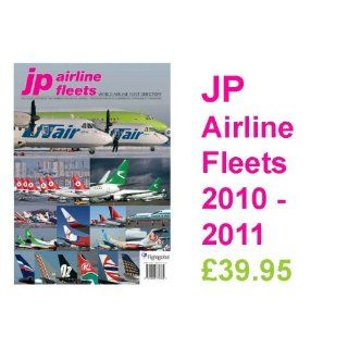 Jp Airline Fleets International 2010/2011 Englische
