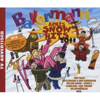 Ballermann Apres Snow Hits 2011 Ltd.Edition Musik