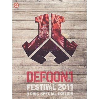Various Artists   Defqon.1 Festival 2011 + Blu ray + Audio CD Special