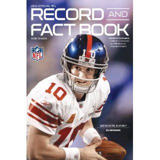NFL Record & Fact Book 2012: The Official National Football League