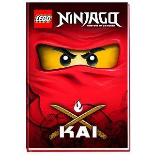 LEGO Ninjago Kai Greg Farshtey Bücher
